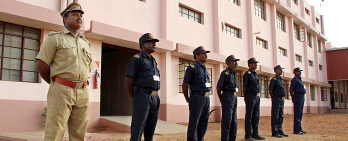 security services in chennai